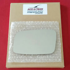 NEW Mirror Glass + ADHESIVE VOLVO C70 S40 V40 S70 V70 850 Driver Side *FAST SHIP