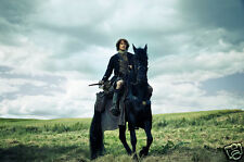 OUTLANDER / Jamie Fraser * QUALITY CANVAS PRINT