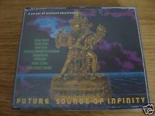 CD Quad:  Future Sounds Of Infinity : Various 4 CDs  Sealed