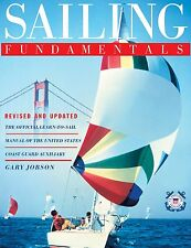 SAILING FUNDAMENTALS New Book   Sail Sailboat Boat Manual Instruction How-To ..