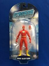 2006 DC Direct Crisis on Infinite Earths Barry Allen Flash MOC