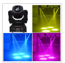 RGBW 4in1 60W GOBO beam LED Moving Head Light DMX DJ Disco Stage Party Lighting
