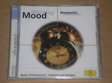 MORNING MOOD - ROMANTIC MOMENTS (GRIEG, VIVALDI, CHOPIN)- CD SIGILLATO (SEALED)