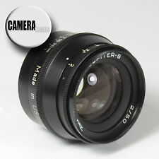 JUPITER 8 LTM 50mm f2 Lens. Great Glass. Smooth Focus. ser 0171564 UK Seller