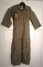 Flight Suit RAF Kids piloti Salopette/Boilersuit transair FIGHTER Sqadron Childs