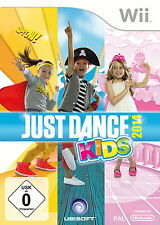 Just Dance: Kids 2014 (Nintendo Wii, 2013, DVD-Box)