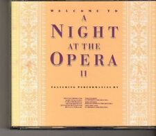 (GC40) Welcome to A Night At The Opera, 2CD  - 1990 CD