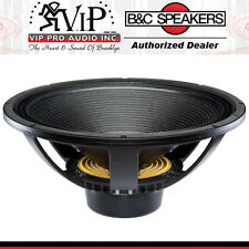"B&C 18NBX100 LF Drivers 18"" Neodymium Subwoofer 2400W Bass Speaker 8Ohm -Dealer-"