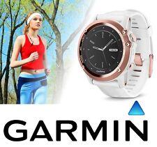 Garmin Fenix 3 Sapphire White/Rose Gold GPS Fitness Multi Sport Stylish Watch