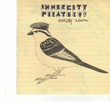 (FR863) Innercity Pirates, Cockney Sparra - 2008 CD