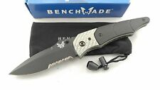 NIB Benchmade 426SBK Gravitator Snody Tactical Knife - 154CM Steel -DISCONTINUED