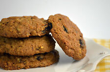 The Diabetic Pastry Chef Sugar Free Diabetic Oatmeal Raisin Apple Cookies