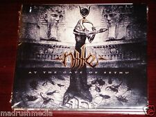 Nile: At The Gate Of Sethu CD 2012 Bonus Tracks Nuclear Blast 2818-2 Digipak NEW
