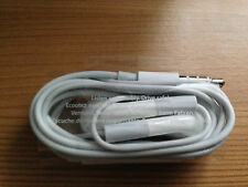 100% Genuine Apple iPhone 3GS, 4, 4S headphones Earphones with Remote & Mic iPod