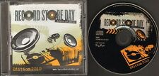 RECORD STORE DAY 2010 CD 17 track OPPOSITES Tim Knol BOEMKLATSCH Ricky Koole