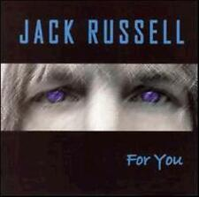 JACK RUSSELL (Great White) - For You              CD