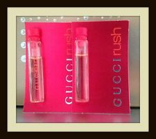 5 x Gucci Rush 1.7ml EDT  Mini Samples