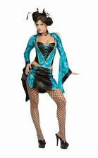 Sexy Japanese Geisha Girl Adult Halloween Costume XS (New in Package)