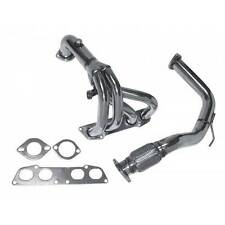 Manzo Stainless Steel Header Downpipe Toyota MR2 1990-1994 2.0L 5SFE Non Turbo