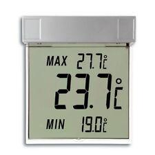 Vision digitales Fensterthermometer Display Außen Thermometer von TFA 30.1025