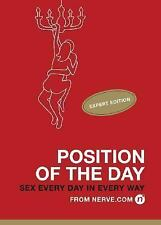Position of the Day: Expert Edition: Sex Every Day in Every Way - Nerve.com - Pa