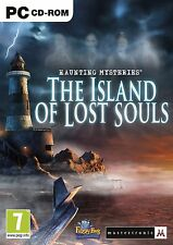 Haunting Mysteries: The Island of Lost Souls (PC DVD) NEW SEALED