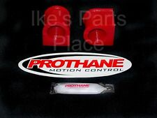 PROTHANE 8-1115 Front SWAY BAR Bushing 22mm 94-97 Honda Accord Polyurethane -NEW