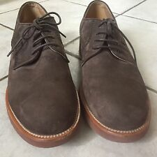 TOD'S  Brown Suede Casual Lace Up Shoes / Tod's size 7