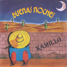 DISCO 45 Giri    Kamillo - Buenas Noches
