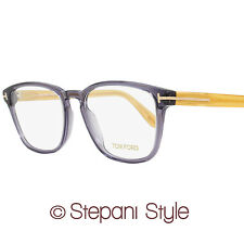 Tom Ford Rectangular Eyeglasses TF5355 089 Size: 54mm Transp. Violet/Opal FT5355