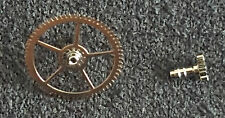 Omega Caliber 560 Part Number 1224 (Center Wheel and Canon Pinion)