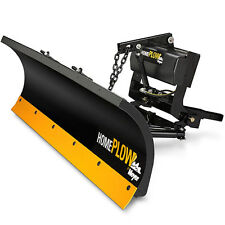 """Meyer Home Plow (90"""") Power Angle Full Hydraulic Snow Plow"""
