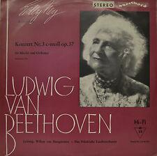 """BEETHOVEN - WILLEM VAN HOOGSTRATEN  12""""  LP (P774)"""