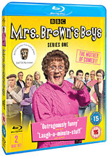 MRS BROWNS BOYS - SERIES 1 - BLU-RAY - REGION B UK