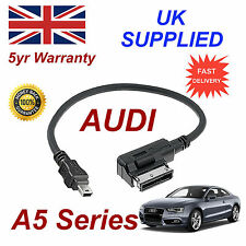 AUDI A5 Series AMI MMI 4F0051510H MP3 PHONE MINI USB Cable replacement