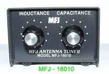 MFJ-16010  COMPACT  ANTENNA TUNER HF, FROM 1.8 MHz TO 30 MHz, 200 WATTS, NEW
