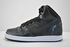 Womens Nike Son of Force Mid Basketball Shoes Size 9 Black White 616303 012