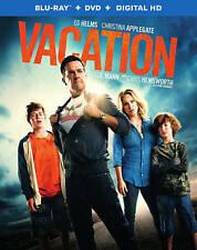 Vacation (2015) (BD) [Blu-ray] DVDs-Good Condition