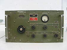 WWII US ARMY BENDIX RADIO RECEIVER BC-639-A Signal Corps BC639 VTG HAM VHF AM