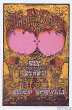 Bill Graham 129 Postcard Big Brother and the Holding Company 1967 Jul 15