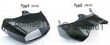 carbon Auspuff Blende Schalldämpfer Honda CBR 1000 RR
