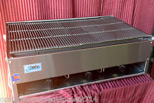"""NEW 36"""" Lava Rock Char Broiler Gas Grill Stratus #1184 Commercial Restaurant NSF"""
