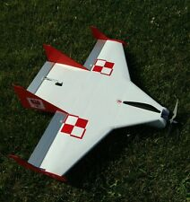 "RC Radio Controlled ""MEGA-BAT"" Combat or Fun Fly - Foam/Ply/Balsa Airplane Kit"
