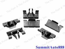 67 68 69 Chevy Camaro Rear Convertible Well Molding Clips 6 PCS Set CAMG6769-9