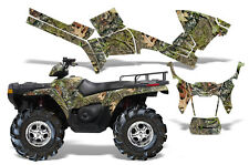 AMR RACING GRAPHIC KIT POLARIS SPORTSMAN 800/500 DECAL STICKER PARTS 05-10 CAMO