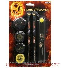 Hunger Games Katniss Peeta District 12 School Supply Set Party Favor Pencil NEW