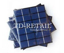 Solar Panel Cell 12Volt 150mA 2W for Engineering Project use