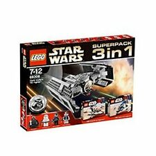 LEGO 66308 Starwars Super pack 3 in 1  - Brand New - 7667 - 7668 - 8017