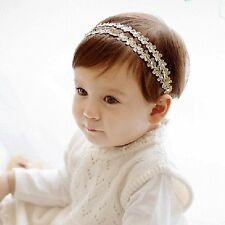 Kids Baby Girl Toddler Cute Headwear Cloth Flower Hair Band Headband Accessories