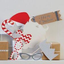 Apoyos de la foto de Navidad de utilería 10-Envío Gratis